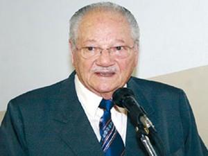 Euclides Bogoni morreu por complicações de uma pneumonia (Foto: Divulgação/Prefeitura de Paranavaí)