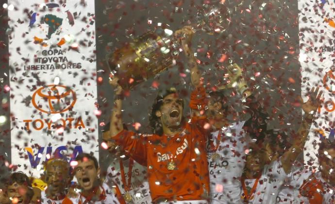 Fernandão Libertadores 2006 (Foto: Valdir Friolin/Agência RBS)