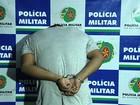 Rastreador de celular ajuda a prender suspeito de roubar moto, em Goiânia