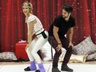 Bruno Gagliasso surpreende Giovanna Ewbank e cai no funk com a amada