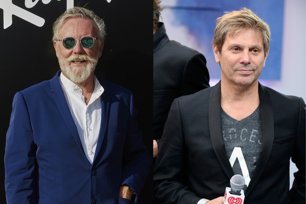Os músicos Roger Taylor (Foto: Getty Images)