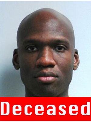 Imagem divulgada pelo FBI mostra o suspeito Aaron Alexis, de 34 anos (Foto: Reprodução/FBI)