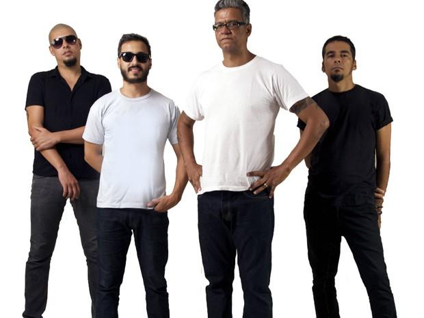 Banda Cascadura (Foto: Giva's Santiago / Divulgação)