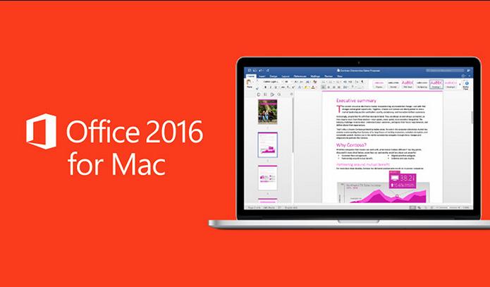 Office 2016 de 64 bits enfim desembarca no Mac (Foto: Divulgação/Microsoft)