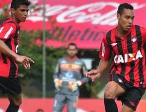 Atlético-pR enfrenta Rio Branco-PR no Ecoestádio Janguito (Foto: Divulgação/Site oficial do Atlético-PR)