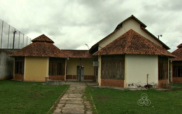 129 detentos estudam na escola Fábrica de Asas, no presídio Francisco D'Oliveira Conde, na capital (Foto: Bom Dia Amazônia)