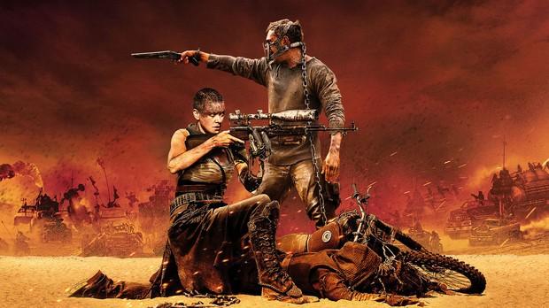 Vero Multishow - Mad Max (Foto: Divulgao)