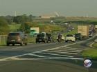 Rota bloqueia faixa do 'Tapetão' em Campinas para melhorias no asfalto