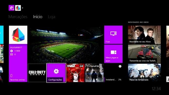 Xbox One: como calibrar o reconhecimento de voz do Kinect (Foto: Reprodução/Murilo Molina) (Foto: Xbox One: como calibrar o reconhecimento de voz do Kinect (Foto: Reprodução/Murilo Molina))