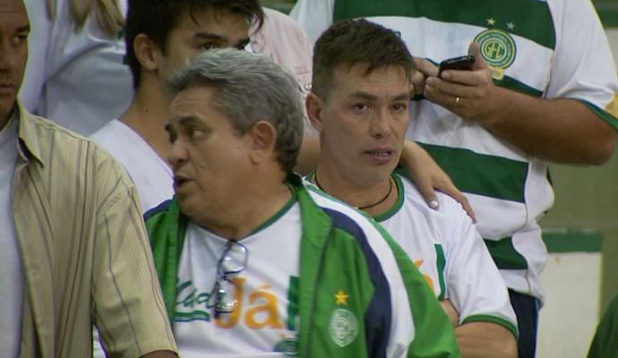 Horley Senna, eleição Guarani (Foto: Carlos Velardi/ EPTV)