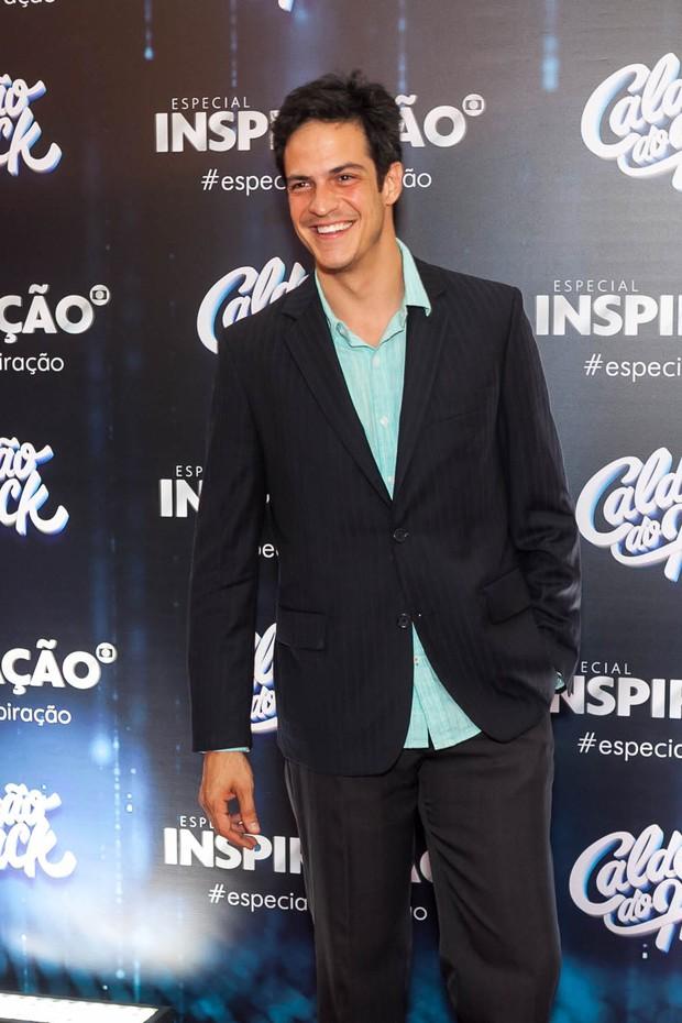 Mateus Solano (Foto: Anderson Barros / EGO)
