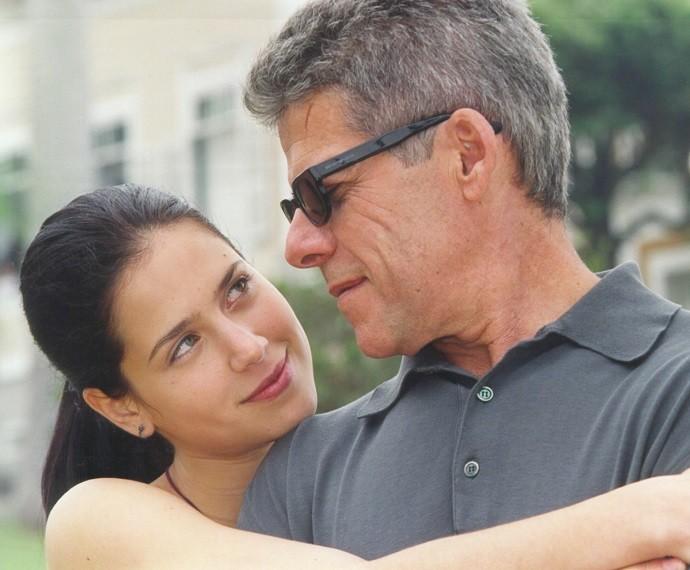 José Mayer interpretou o galã Fernando em 'Presença de Anita', em 2001 (Foto: CEDOC/TV Globo)