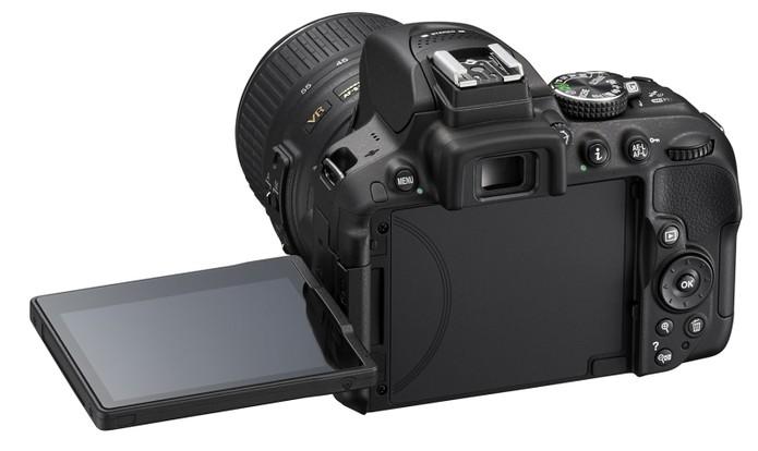 A nikon D5300 tira mais fotos com uma única carga de bateria (Foto: Divulgação/Nikon)