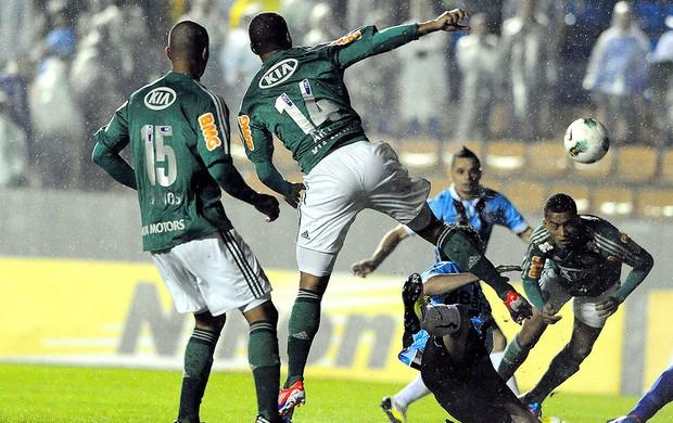 Palmeiras x Grêmio (Foto: Marcos Ribolli  / Globoesporte.com)