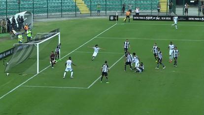 Melhores momentos: Figueirense 2 x 1 Atlético-MG pela 2ª rodada da Primeira Liga