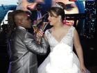 Saiba o que rolou no casamento de Neném em São Paulo