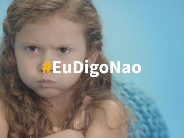 Campanha da Amil buscar alertar pais em relação à obesidade infantil. (Foto: Divulgação)