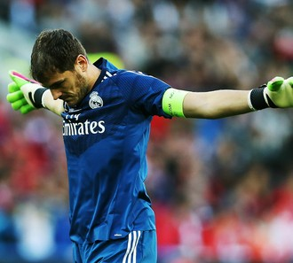 Casillas Real Madrid (Foto: Getty Images)