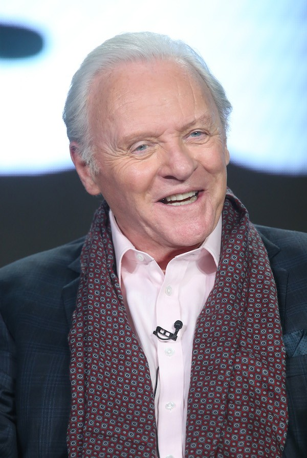O ator Anthony Hopkins (Foto: Getty Images)