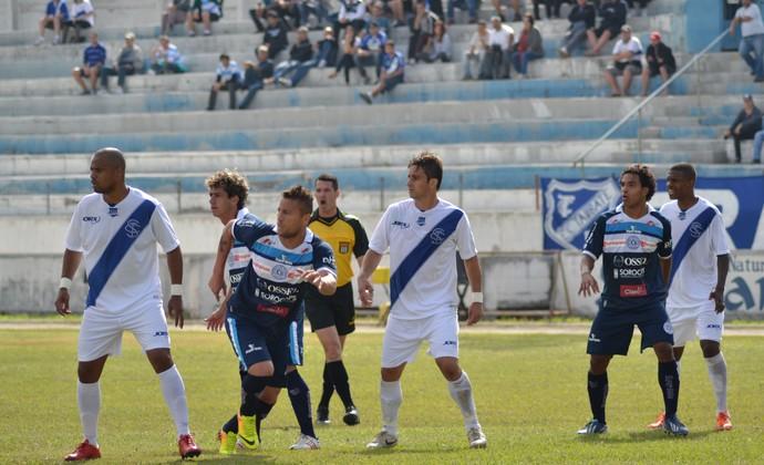 Taubaté São Bento - Copa Paulista (Foto: Filipe Rodrigues)