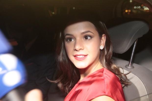 Bruna Marquezine na festa de casamento de Preta Gil e Rodrigo Godoy no Rio (Foto: Isac Luz/ EGO)