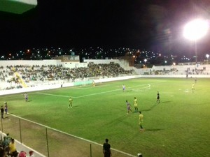 estádio Ferreira Lima (Foto: Marcella Vieira)
