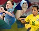 Espalhados pelo mundo: brasileiros se preparam para o Rio 2016 no exterior