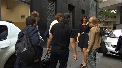Representantes da ONU chegam a Mariana para ver as consequências da tragédia