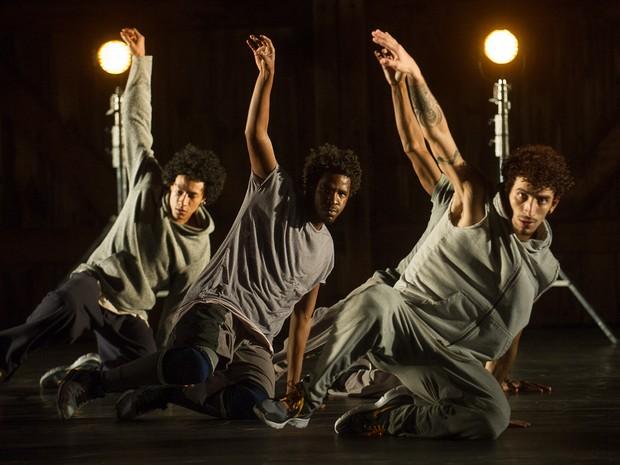 Cia. Urbana de Dança apresenta o espetáculo Nêgo.  (Foto: Divulgação. )