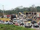 Vendaval deixa rastro de destruição e morte em Taquarituba