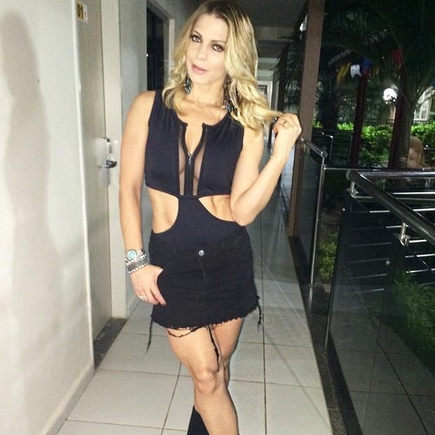 Sheila Mello (Foto: Reprodução/Instagram)