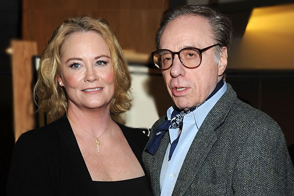 Peter Bogdanovich e Cybill Shepherd (Foto: Getty Images)