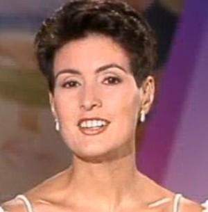 Fátima comenta seus antigos cortes de cabelo (TV Globo)