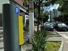 Estacionamento rotativo vai poder ser pago pelo celular em Vitória