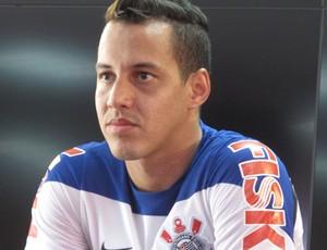 Corinthians Rodriguinho (Foto: Rodrigo Faber)