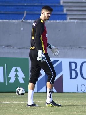 Alan Londrina (Foto: Reprodução/RPC)