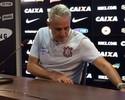 Tite confirma Corinthians com seis mudanças; Giovanni Augusto é opção