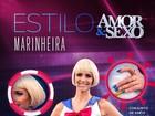 Fernanda Lima surpreende com peruca chanel loira