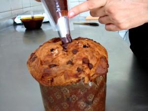 receita morangone (Foto: Gabriela Alves/ G1 CE)