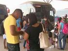 Busca por passagens intermunicipal é baixa durante feriado em Roraima