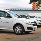 Prefeito apresenta novos veículos do Semae, que investe em modernização da frota