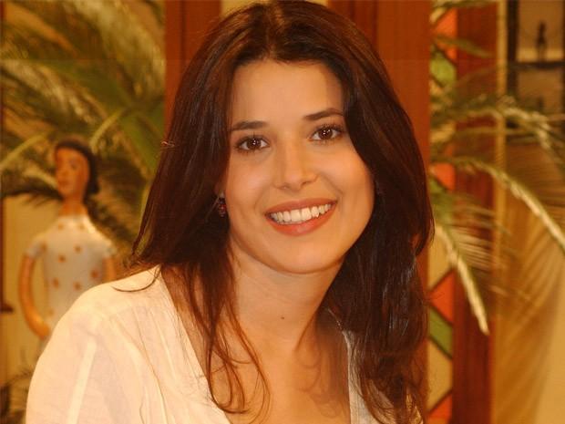 Luísa (Manuela do Monte) (Foto: CEDOC/TV Globo)
