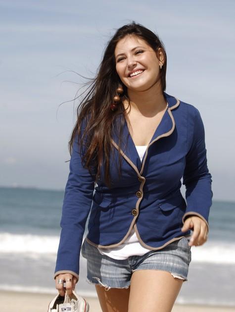 Lara Rodrigues (Foto: Simone Marinho)