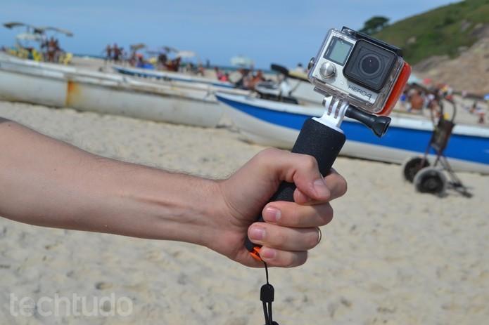 Veja como reduzir o tremido das imagens capturadas pela GoPro (Foto: Melissa Cruz/TechTudo)