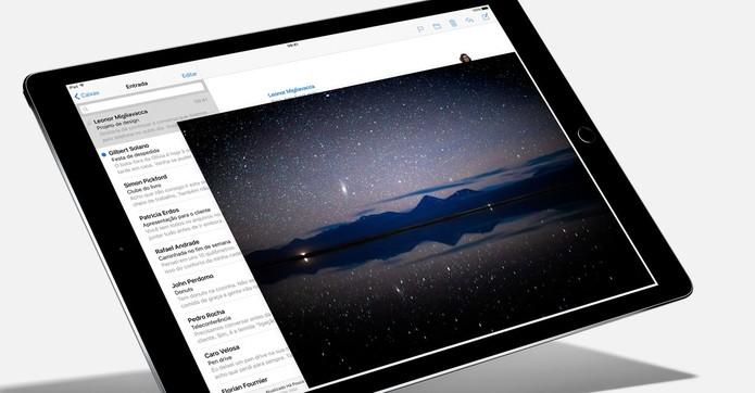iPad Pro aparece para ser comprado no site oficial da Apple no Brasil (Foto: Divulgação/Apple)