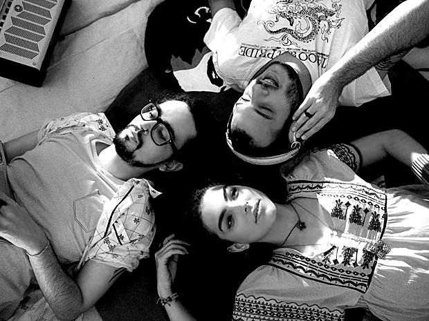 Em Geração Brasil, a banda Navegabeat reúne músicos de verdade (Foto: João Cotta / TV Globo)