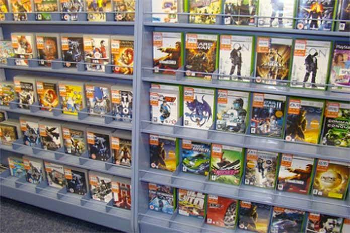 Comércio de games é alternativa clássica e promissora (Foto: Divulgação/GameStop)