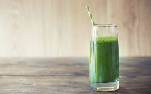 Suco verde de pera e funcho (Foto: Getty Images)