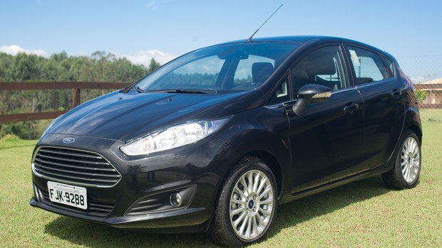 Galeria de fotos do Ford New Fiesta