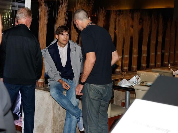 Ashton Kutcher  (Foto: Ag News)